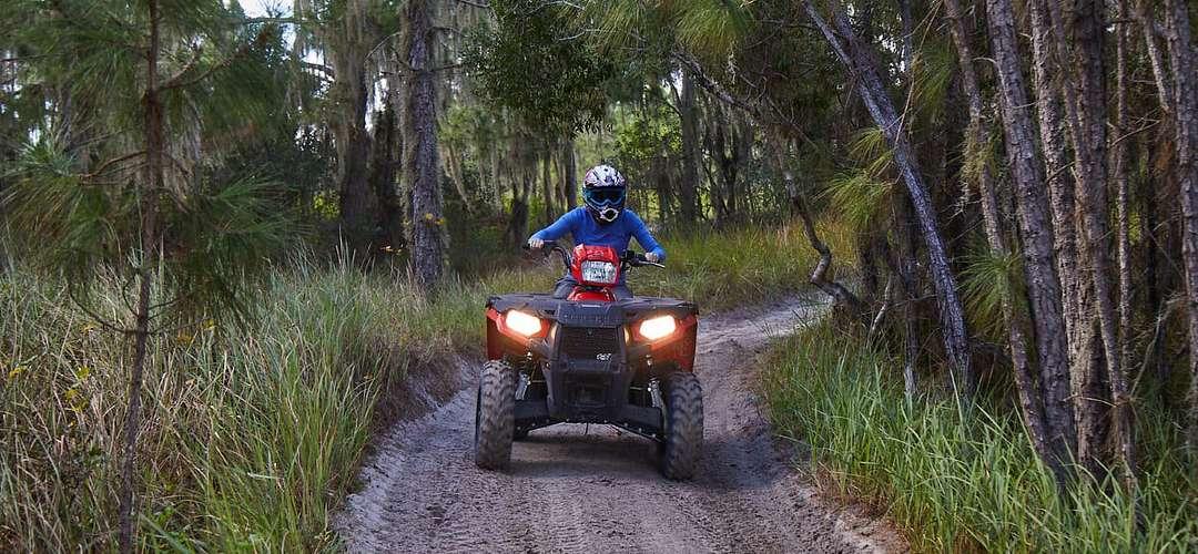 Revolution Adventures ATV ride.