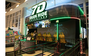 7D Dark Adventure Ride