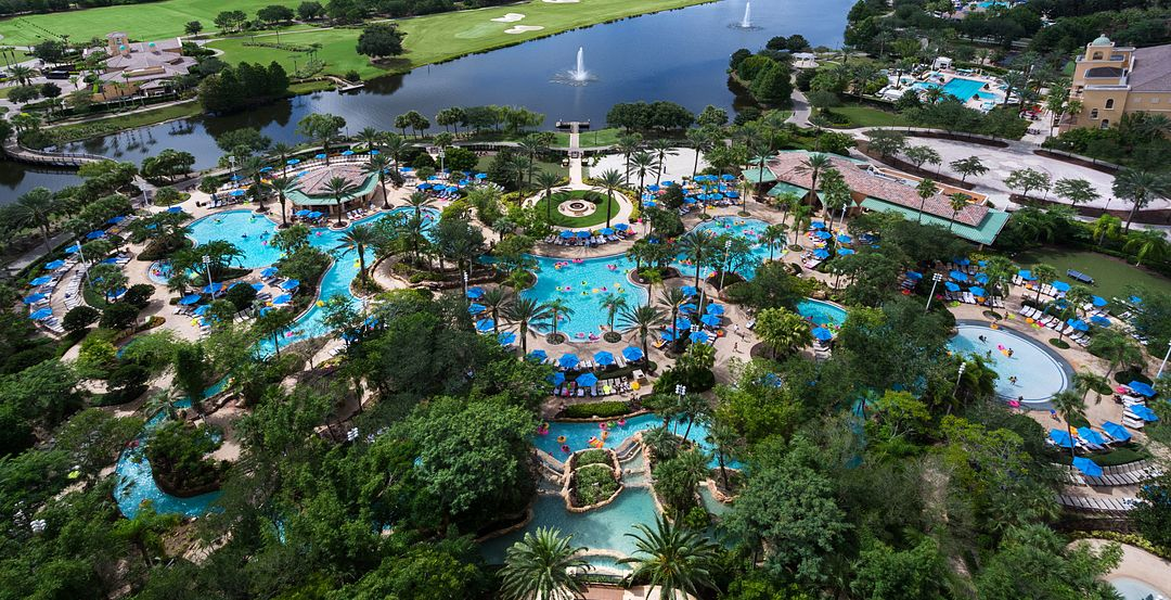 Enjoy Multiple Pools, a Lazy River and More at JW Marriott Orlando, Grande Lakes