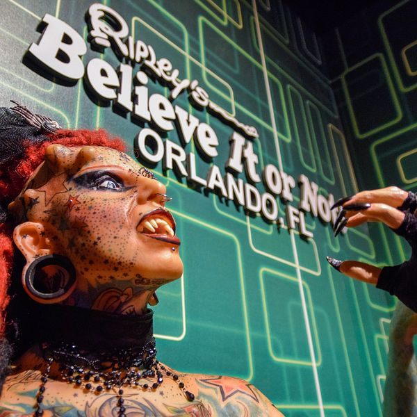 Discounted Ripley's Believe It or Not! Orlando tickets