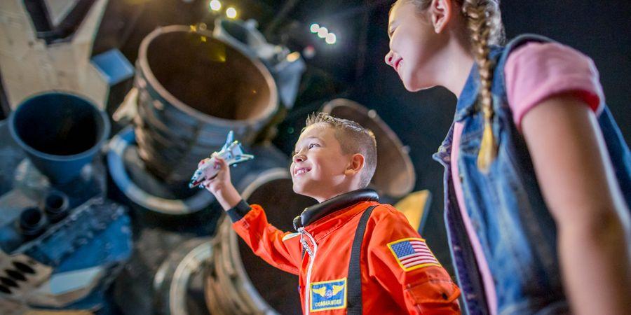 Kennedy Space Center Visitor Complex near Orlando