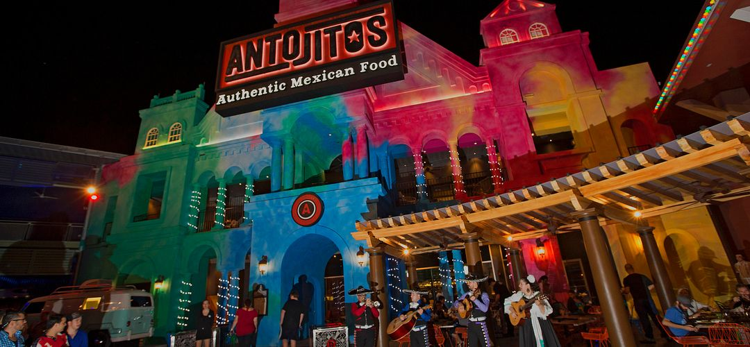 Come celebrate with authentic Mexican food and mariachis at Antojitos Authentic Mexican Food.