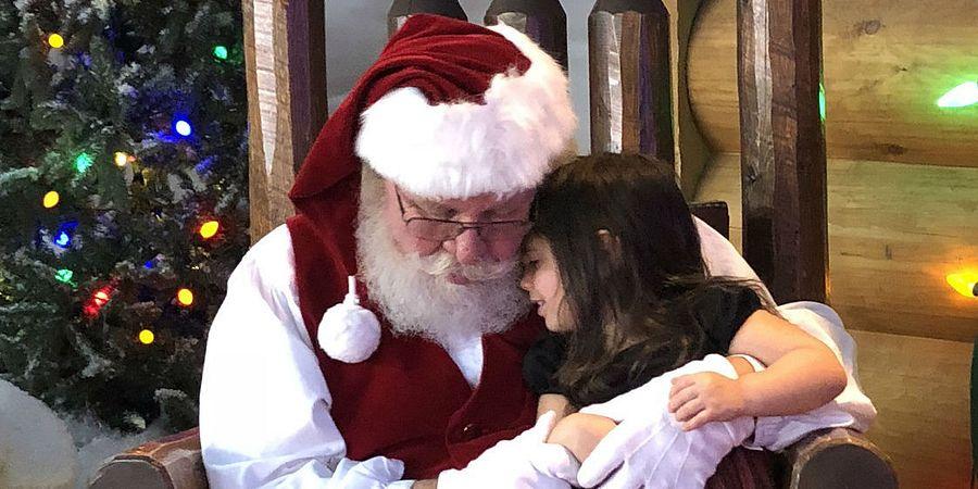 top 12 places to see santa in orlando visit orlando blog