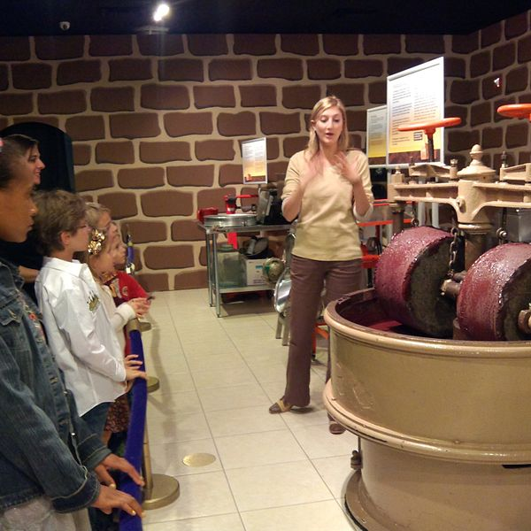 Discounted Chocolate Kingdom Factory Tour Tickets