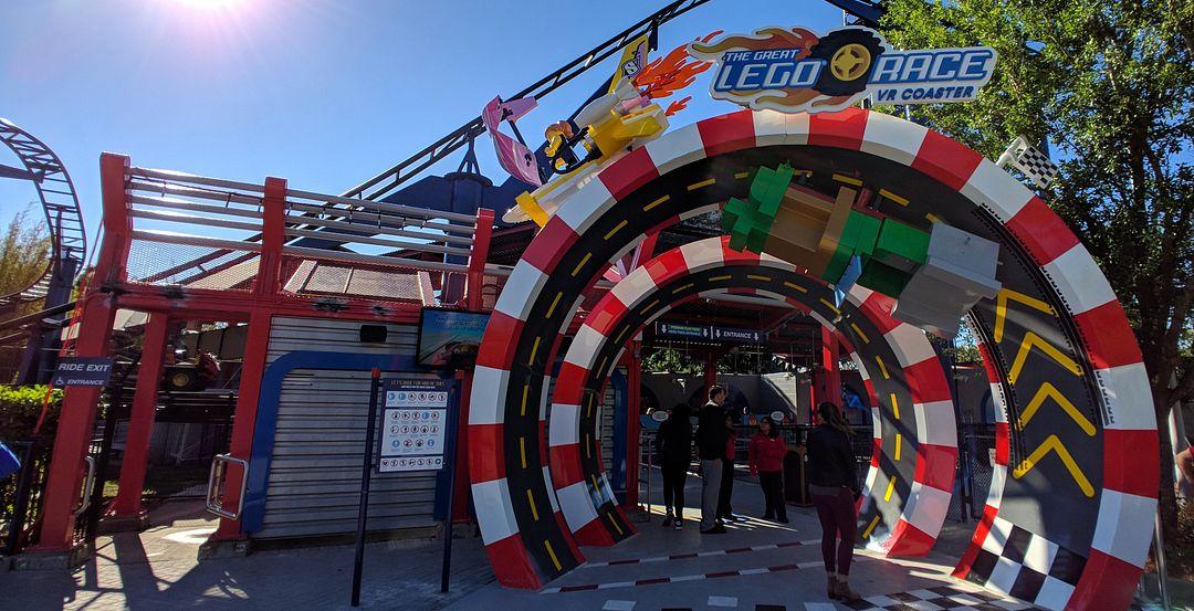The Great LEGO Race at LEGOLAND Florida Resort (Jordan Krumbine/Visit Orlando)