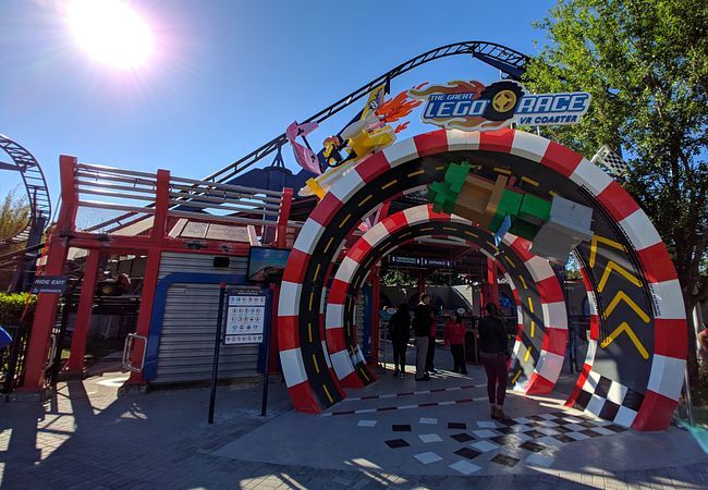 The Great LEGO Race at LEGOLAND Florida Resort (Jordan Krumbine/Visit Orlando)