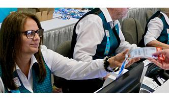 Visit Orlando Convention Staffing
