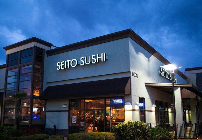 Seito Sushi in Orlando