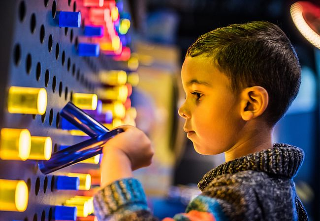 "Explore Six ""Wonder Zones"" at WonderWorks Orlando"