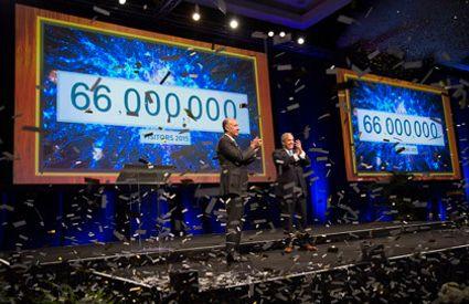 66 million visitations