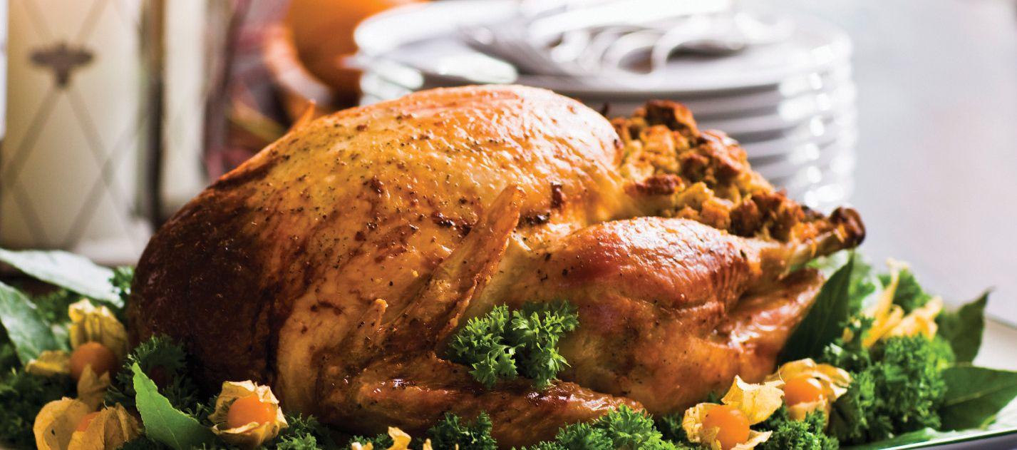 Mouthwatering Turkey Dinner