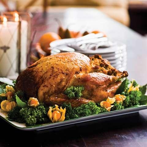 Turkey Dinner for Thanksgiving