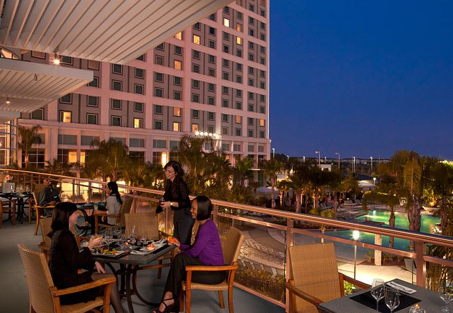 Spencer's for Steaks and Chops at Hilton Orlando