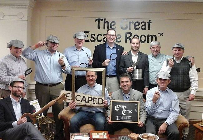 Savor Your Victory at The Great Escape Room in Orlando