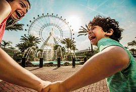 Family fun at Icon Orlando