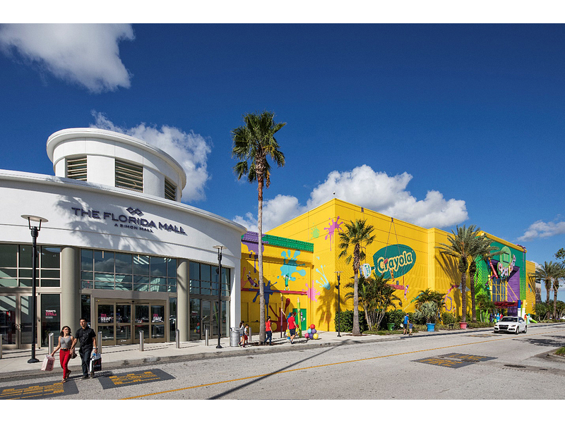 Map Of Florida Mall.The Florida Mall