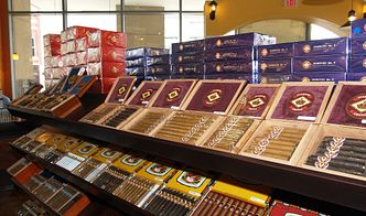 Corona Cigar Company and Diamond Crown Cigar Lounge