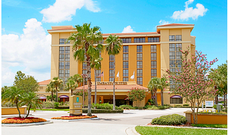 Embassy Suites Hotel Orlando-International Drive Convention Center