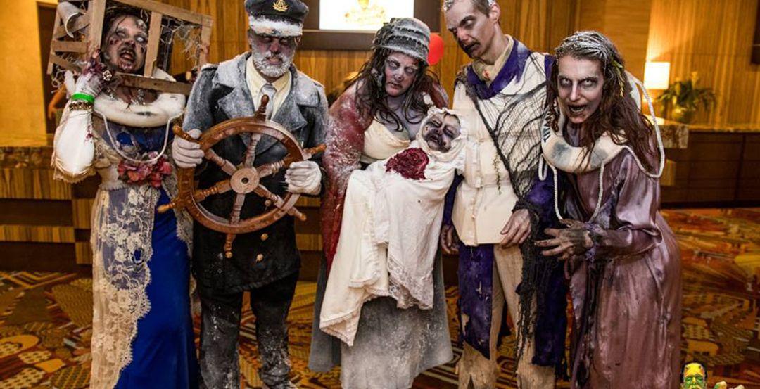 Spooky Empire in Orlando