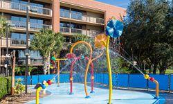 Splash are for kids in Clarion Inn