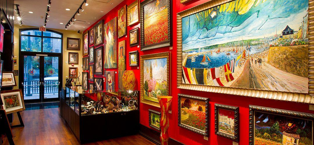Grand Bohemian Gallery in Orlando
