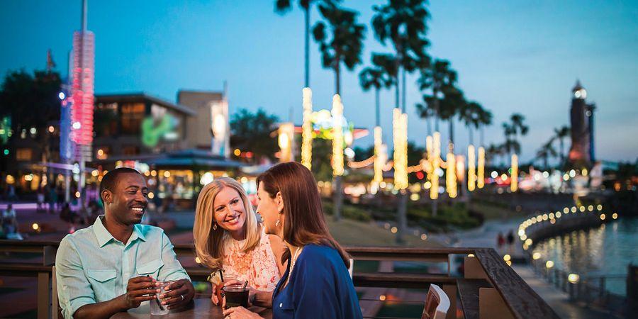 Universal CityWalk in Orlando