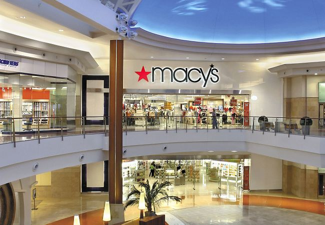 Macy's at The Mall at Millenia in Orlando