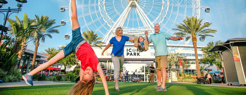 ICON Park in Orlando