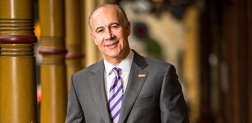 Visit Orlando's CEO, George Aguel