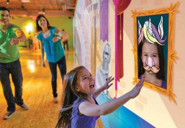 Crayola Experience in Orlando