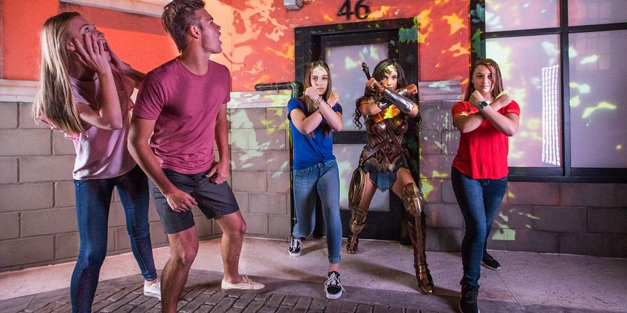 Get details on Madame Tussauds Orlando's Justice League: A Call for Heroes, set to premiere on May 25.