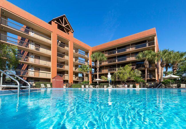 Clarion Inn Lake Buena Vista in Orlando