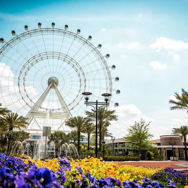 Buy One Attraction, Get One Free | I-Drive 360 | Coca-Cola Orlando Eye