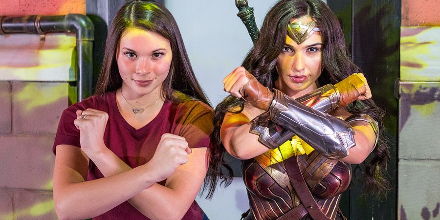 Meet the heroic leading ladies starring at theme parks and attractions around Orlando.