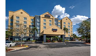 Fairfield Inn & Suites by Marriott Near Universal Orlando Resort