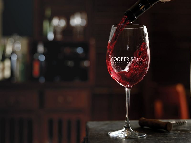 Coopers Hawk Winery Restaurants Waterford Lakes