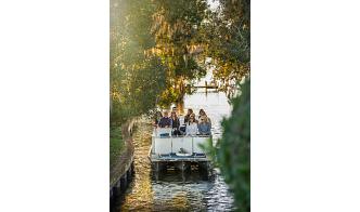 Scenic Boat Tour - Winter Park