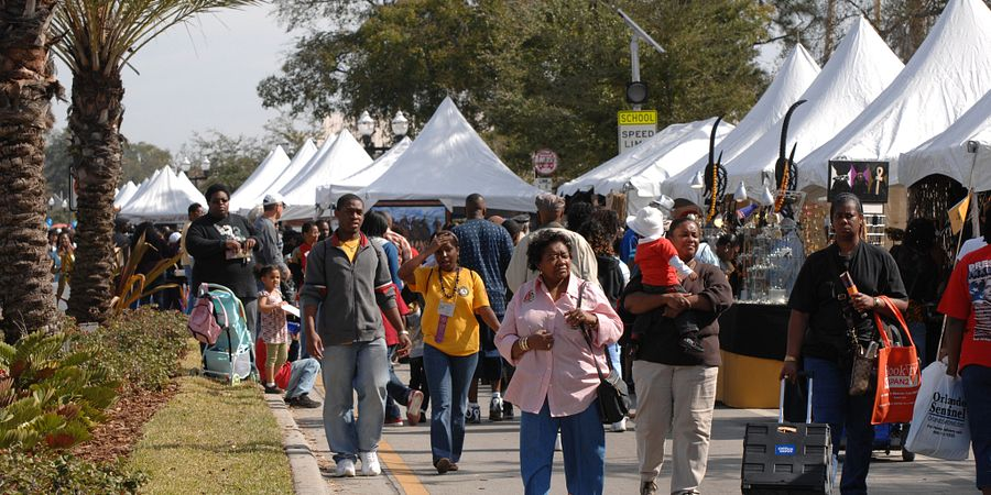 Explore the World With These 11 Multicultural Festivals in Orlando