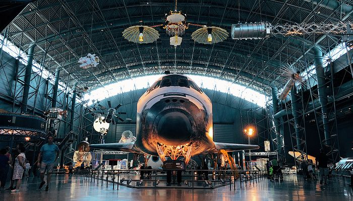 Steven Udvar-Hazy Center