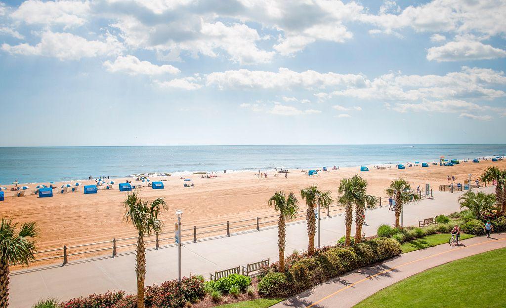 Virginia Beach  弗吉尼亚海滩