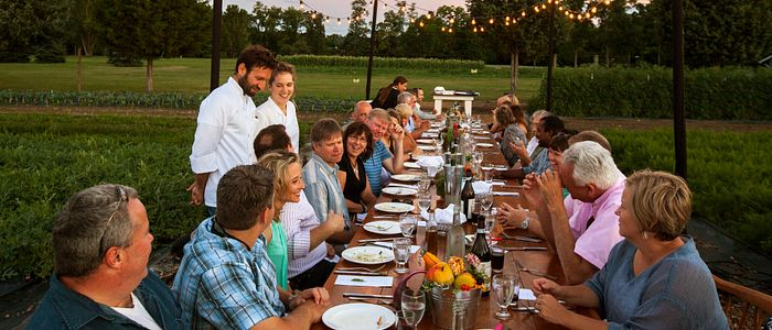 Dinner in the Field Series - Richmond