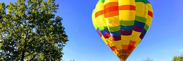 Balloon at the Boar's Head Resort