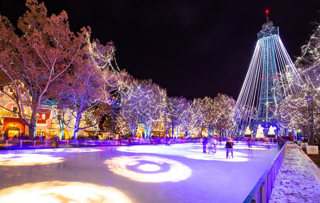 Winterfest at Kings Dominion