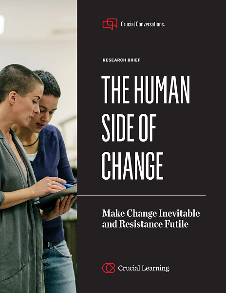 Human Side of Change