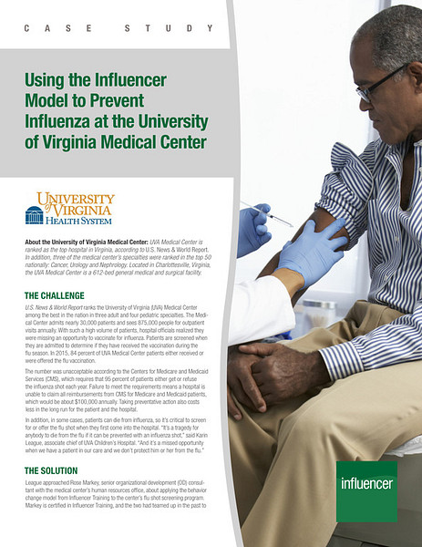 University of Virginia Medical Center