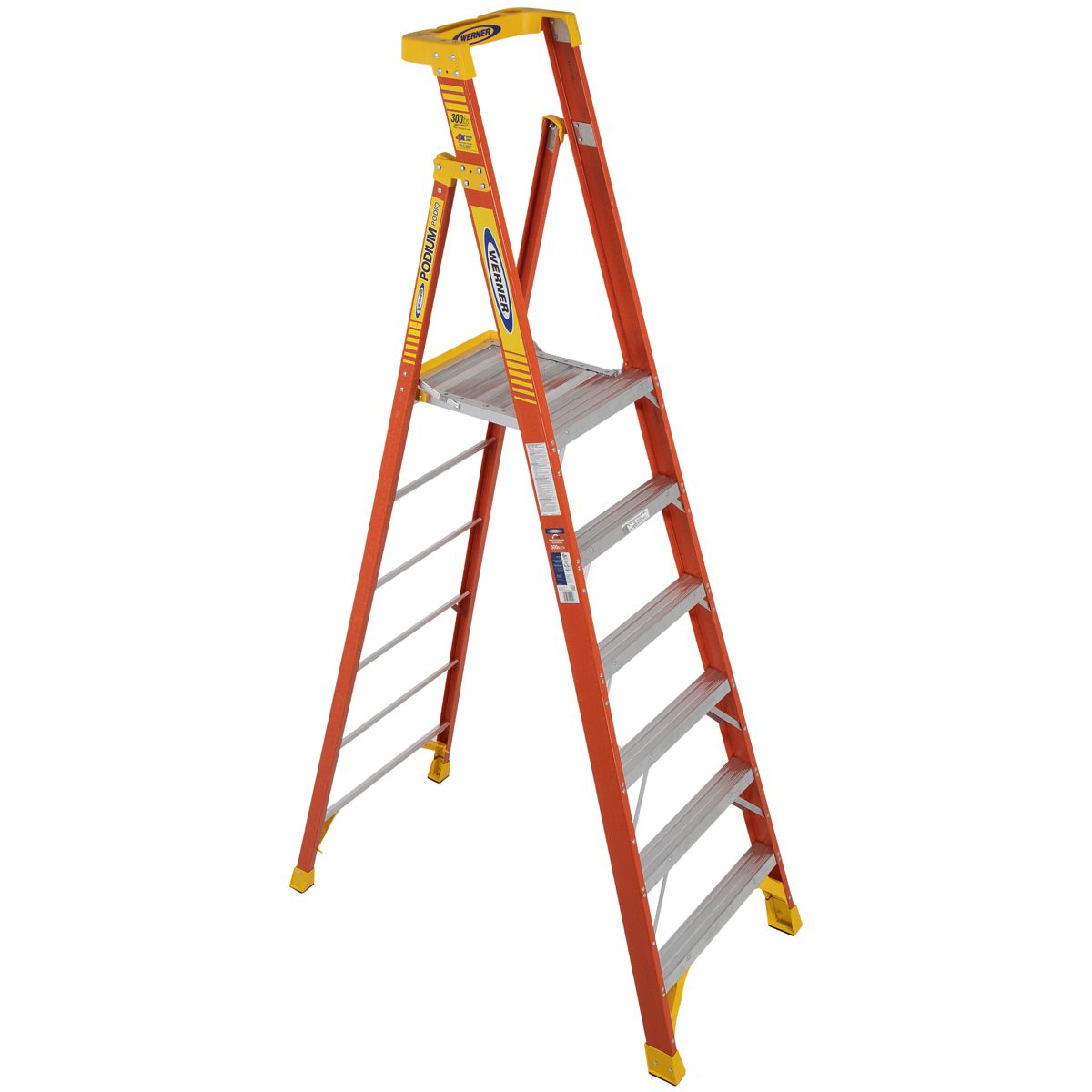 Pd6206 Step Ladders Werner Us