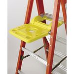 76-2  Molded Plastic Pail Shelf