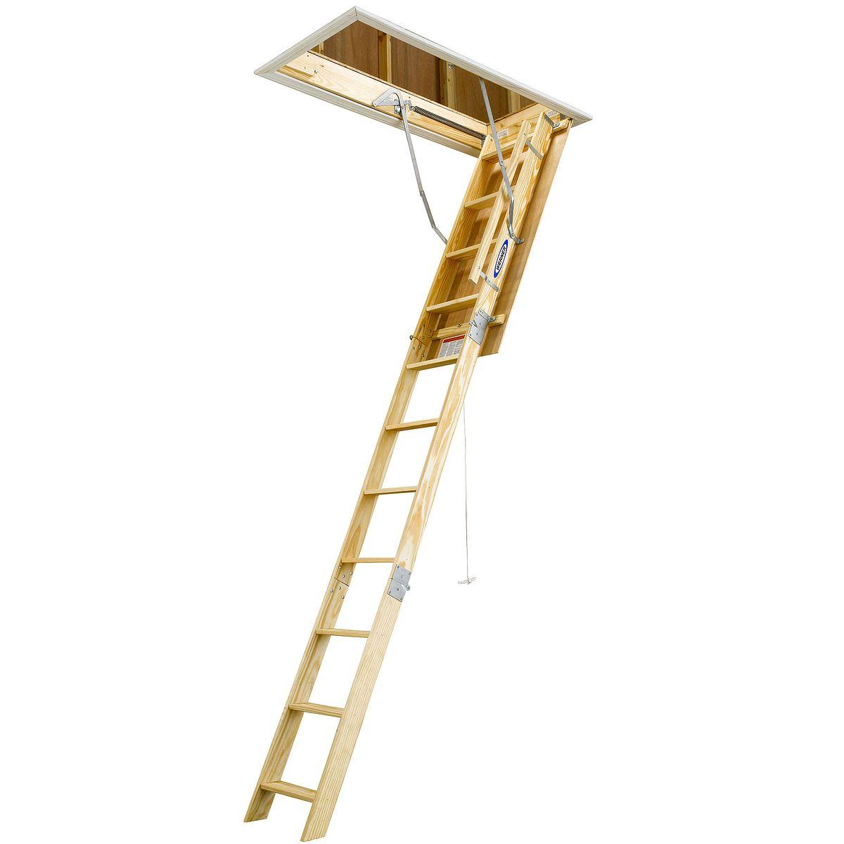 W2210 Attic Ladders Werner Us