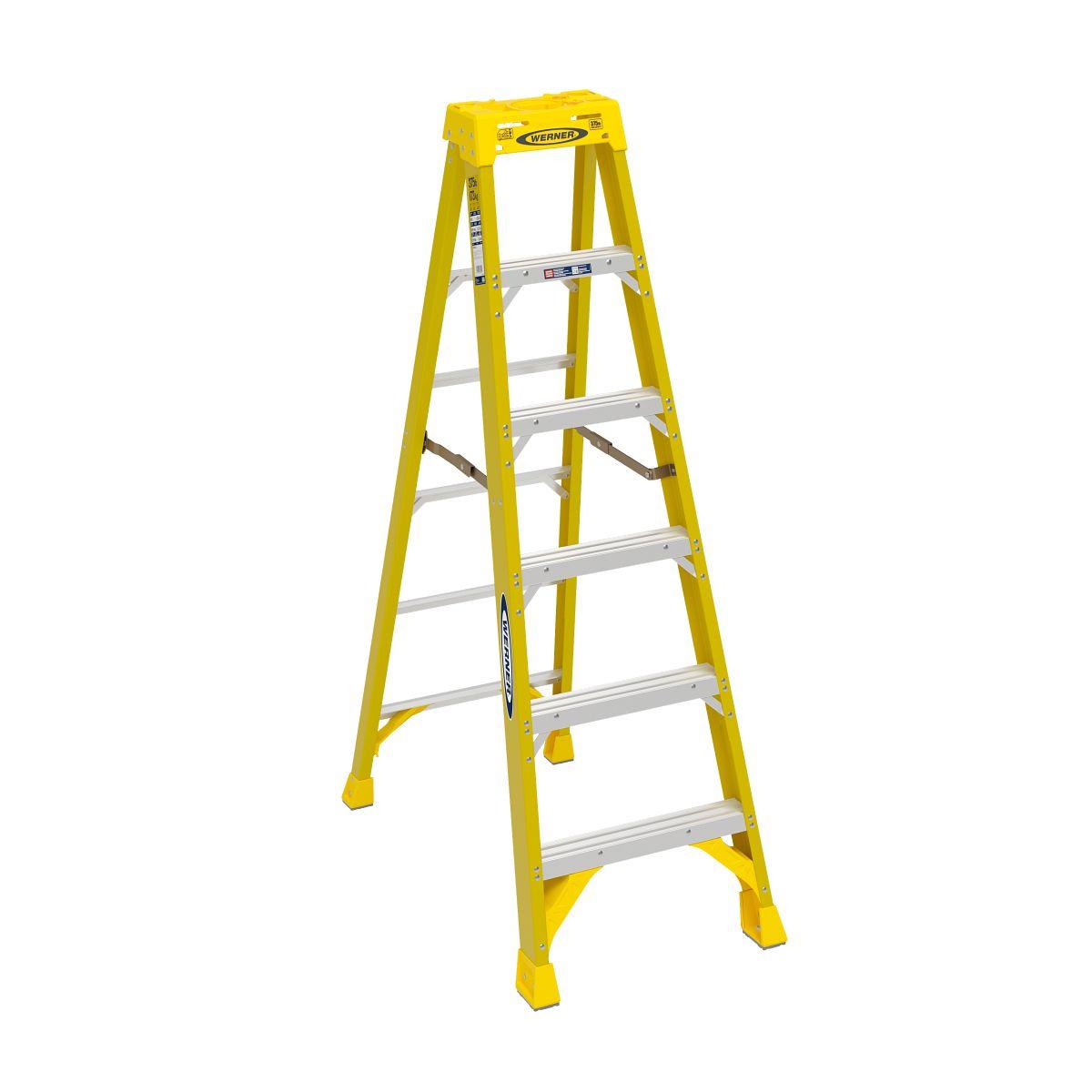 6306 Step Ladders Werner Us
