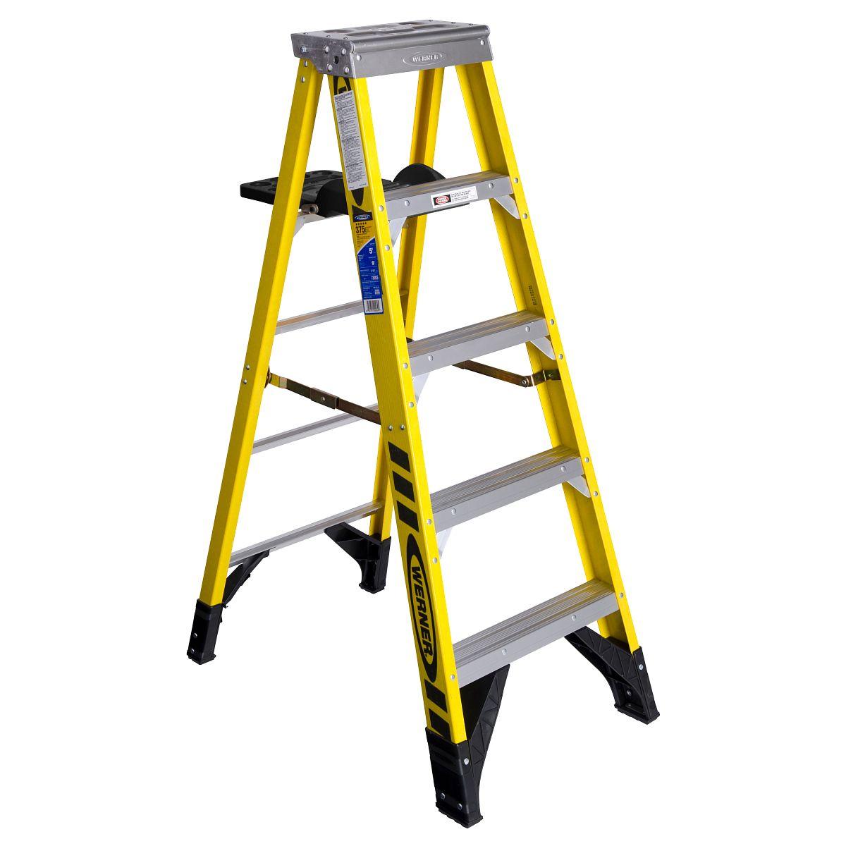 7305s Step Ladders Werner Us